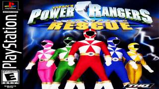 Power Rangers Lightspeed Rescue (PS1) OST (Gamerip) - Opening Theme (Extended + HD + DL Link)