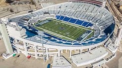 Liberty Bowl Home of the Memphis Tigers