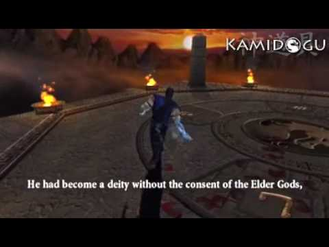 Mortal Kombat Armageddon | Sub-Zero's Ending