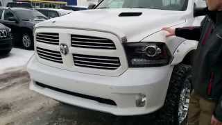 used 2014 ram 1500 bds 6 lifted rigreadyram edmonton area
