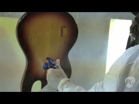 How To Build Ernie Ball Music Man Guitars & Basses