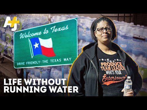 This Texas Town Hasn't Had Running Water In Its 142 Year History