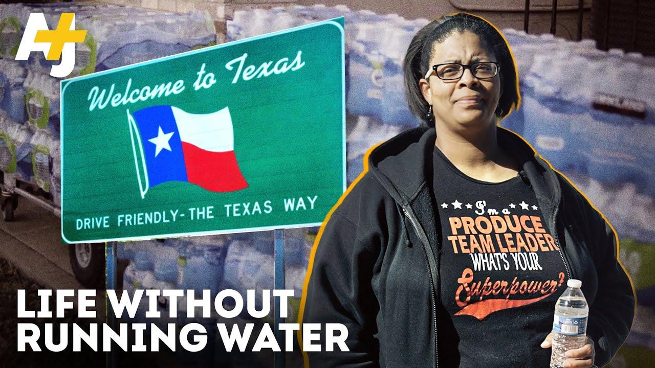 Problem: Sandbranch Texas Hasn't Had Running Water In Its 142 Year History d