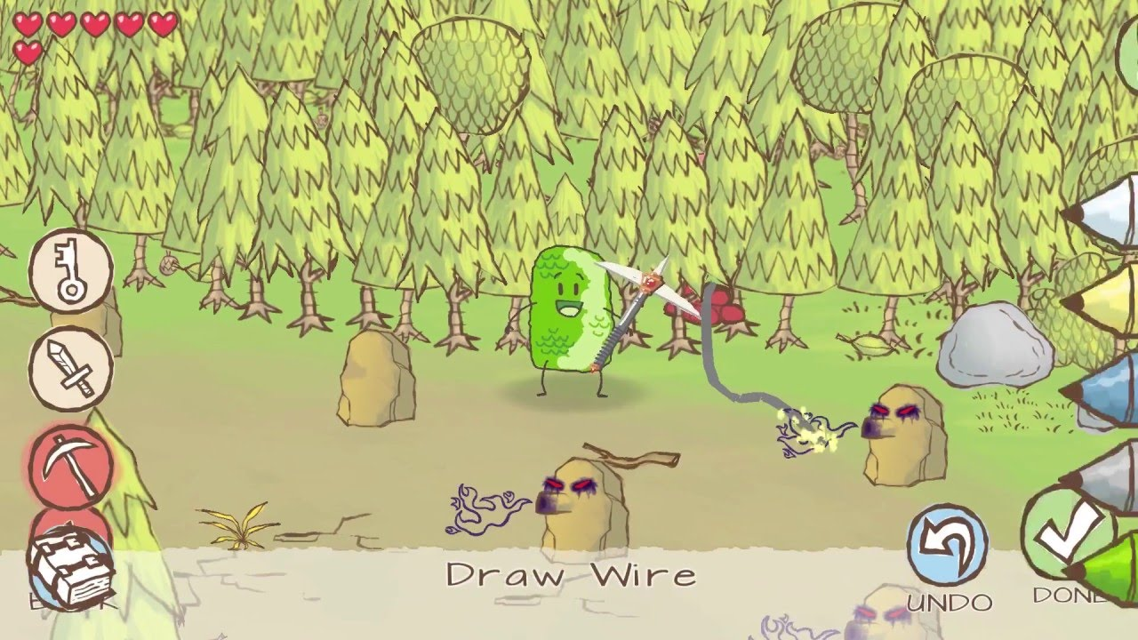 play draw a stickman epic online free no download