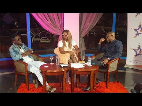 Shatta Wale & Tiwa Savage On The Lounge Show (Ghana Meets Naija 2017)