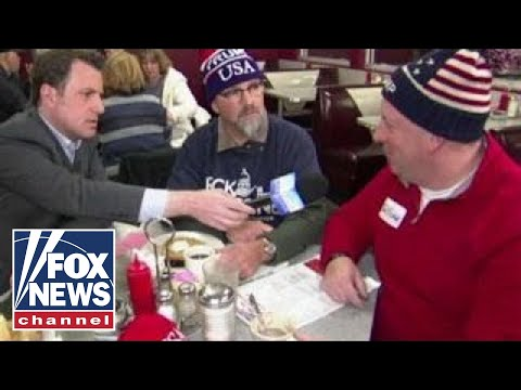 Breakfast with 'Friends': Pennsylvania voters head to the polls