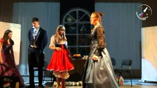 Зерцалия - Спектакль
