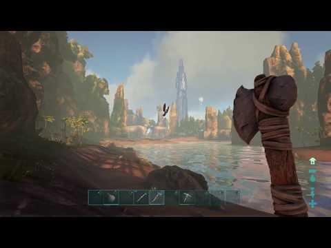 Ark Survival Evolved   Primitive Plus The Center S1E1 P1