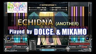 ECHIDNA (A) [3422] / played by DOLCE. & MIKAMO / beatmania IIDX24 SINOBUZ