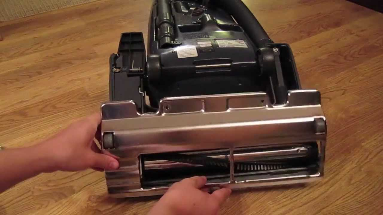 How to change the belt on a Riccar Upright Premium 8850, 8955 ...