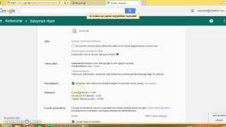 Ücretsiz Google Apps Hesabı Kullanmak