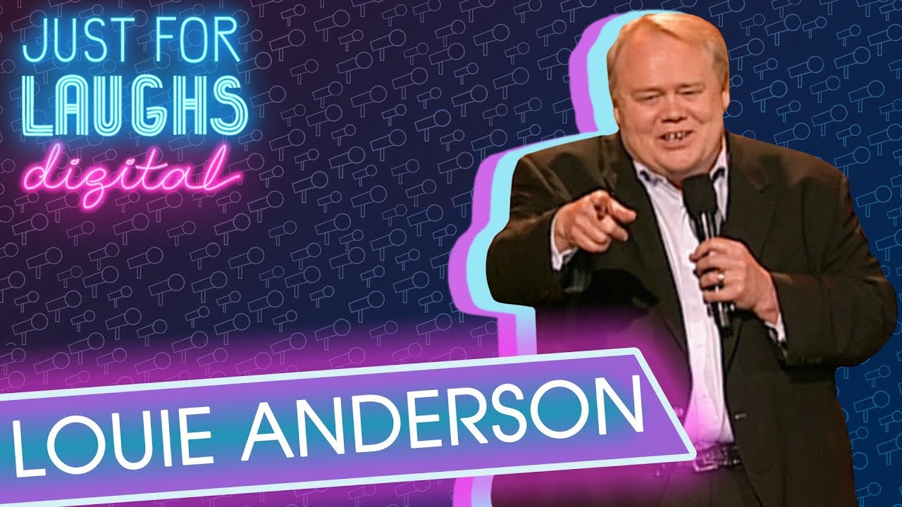 Download Louie Anderson - Everything Changes When You're Over 50