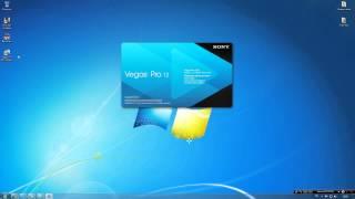 Видео-Урок #2 | Установка Sony Vegas Pro 12