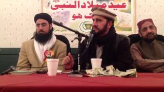 Qari Syed Sadaqat Ali Saif UL Malouk Baltimore MD; Lal Qila