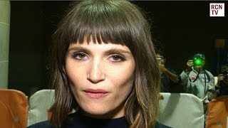 Gemma Arterton Interview The Girl With All The Gifts Premiere