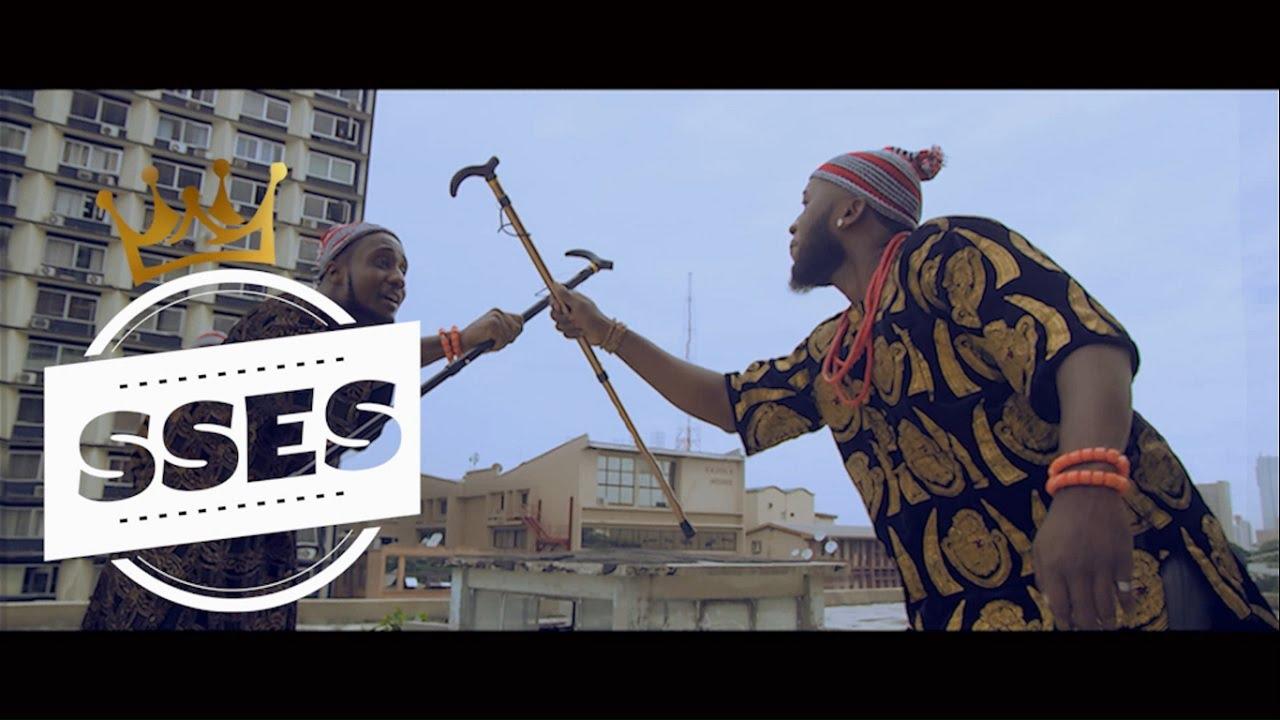 SSES - AKU N' UBA (OFFICIAL VIDEO)