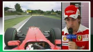 Baixar Ungheria 2010 - Giro di pista con Alonso