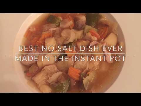 Best No Sodium Dish Ever!