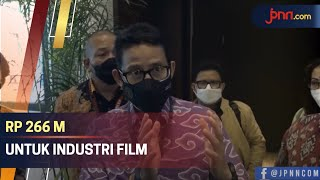 Sandiaga Uno Kucurkan Rp 266 Miliar untuk Industri Film Tanah Air