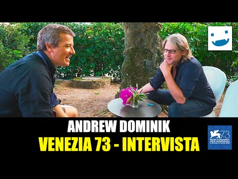 Venezia 73  One More Time with Feeling, BadTaste.it intervista Andrew Dominik