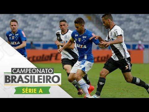 Melhores momentos - Cruzeiro 2 x 1 Ponte Preta - Série A (07/10/2017)