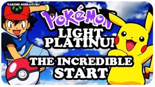 POKEMON LIGHT PLATINUM GBA WALKTHROUGH 1 - THE INCREDIBLE START