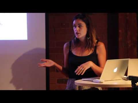 Justine Barber - Designing Your Creative Business - PARK Edmonton