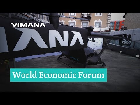 Vimana at World Economic Forum in Davos (Day 2)