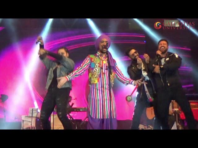 DhayaanChand  Song | Singers Vijay Yamla | Manmarziyaan | at Galgotias University