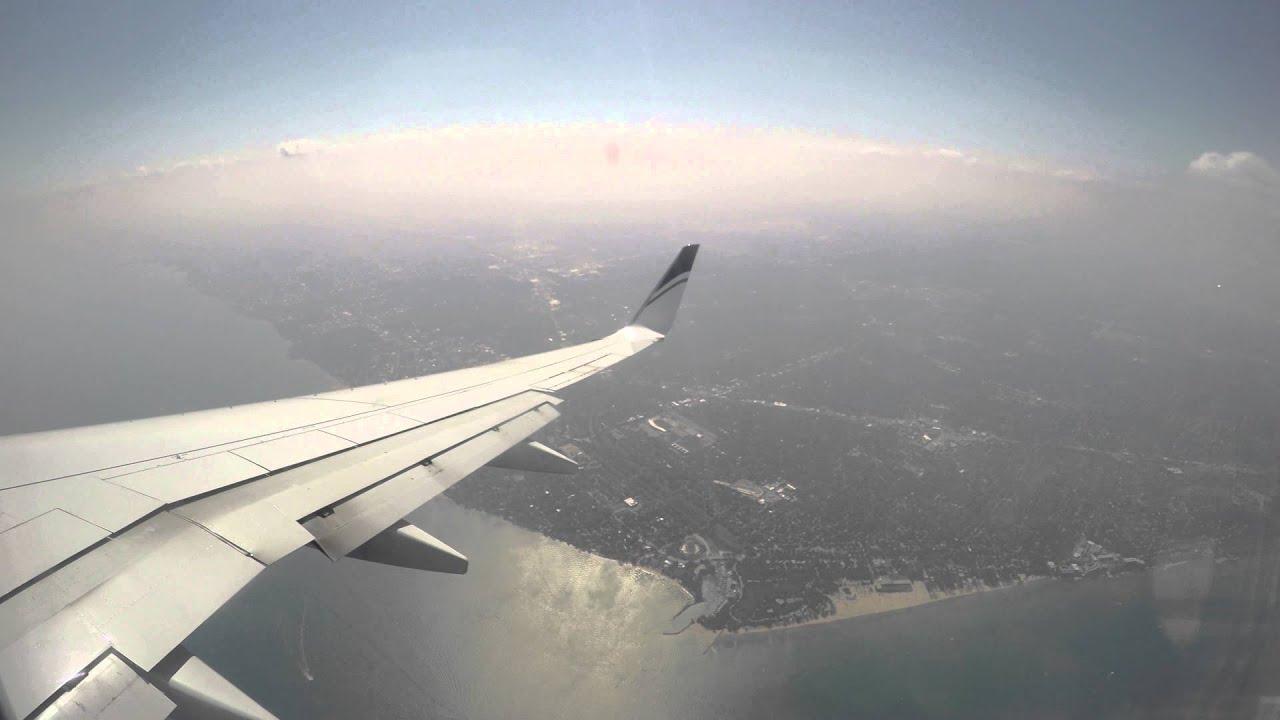 Alaska Airlines 34 Landing At Chicago O Hare International