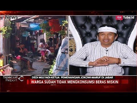 Tanggapan Dedi Mulyadi Soal Pidato Prabowo 'Warga Jabar Miskin & Sulit Makan' - Special Report 09/01