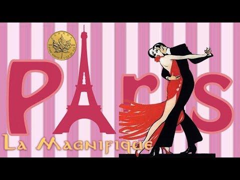 PARIS LA MAGNIFIQUE - MAX BET - CUTE BONUS - Slot Machine Bonus