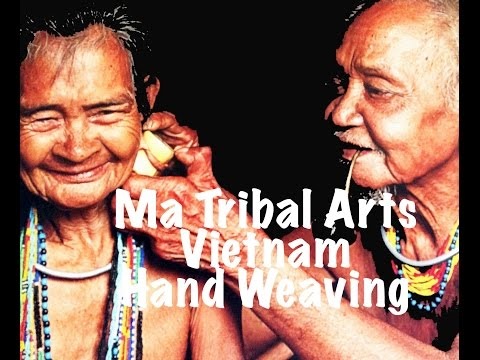 Weaving Tribal Textiles Art - Vietnam Holiday Travel Tours
