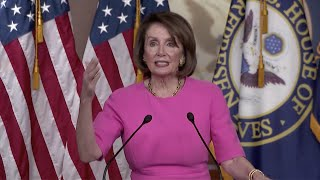 Pelosi: Trump's family and staff should 'have an intervention'