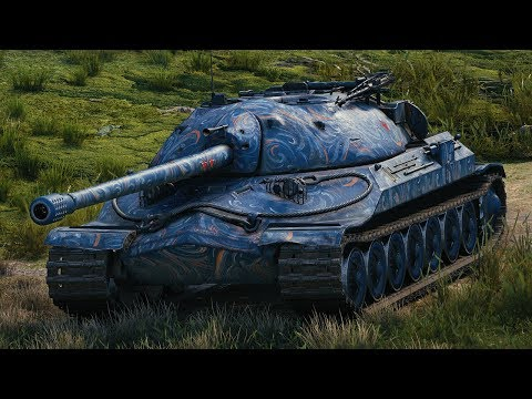 World of Tanks IS-7 - 7 Kills 12,1K Damage