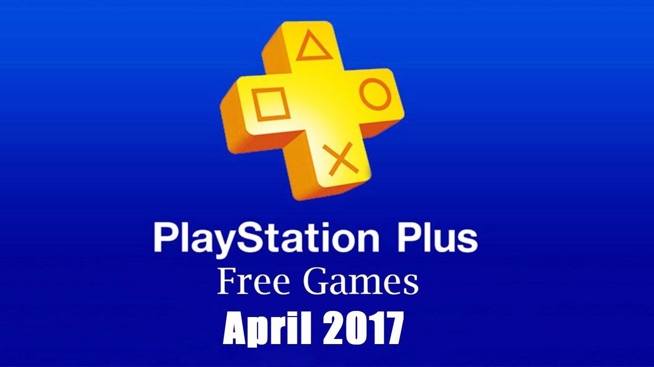 Ps Plus Games April