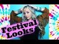 Festival Hairstyles II Lionesse Beauty