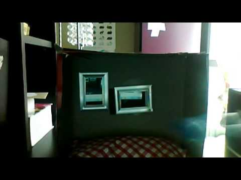 comment faire une chambre pour monster high youtube. Black Bedroom Furniture Sets. Home Design Ideas