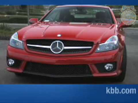 2009 Mercedes-Benz SL Class Review - Kelley Blue Book