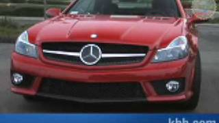 Mercedes-Benz SL-Class Video Review - Kelley Blue Book