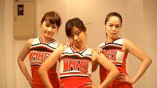 We are gleeks Tokyo,Japan. We love glee. We are gleedom!