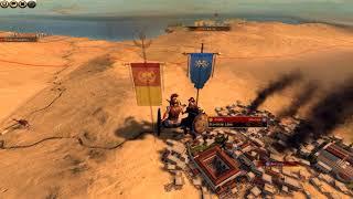 TOTAL WAR ROME 2 GRAN CAMPAÑA, ROMA EP 14