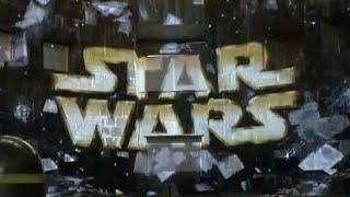 ºoº[スター ウォーズ] ディズニー クリスマス プロジェクションマッピング スター・ウォーズ 果てしなき銀河の旅 横浜ランドマークタワー Star Wars  Projection Mapping