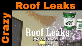 Is your ROOF LEAKING? Holes in your roof?