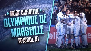 FIFA 18 - CARRIÈRE OM #1 -