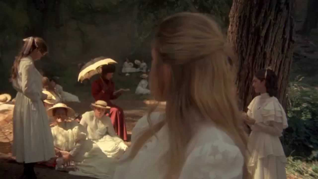 Picnic at Hanging Rock - Scene: The Picnic (1975) - YouTube