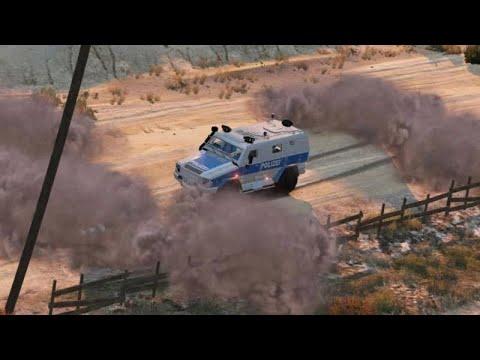 Das Beste Polizei Fahrzeug In LSPDFR GTA 5