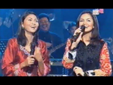 Siti Nurhaliza & Siti Nordiana - Ikhlas Tapi Jauh (Konsert Pancawarna 1999)