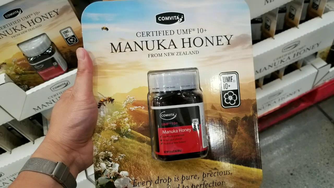 Costco Comvita Manuka Honey Umf 10 17 Oz 27 And Umf 5 35 Oz