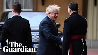 General Election 2019 Boris Johnson Visits Queen To Form Government – Watch Live